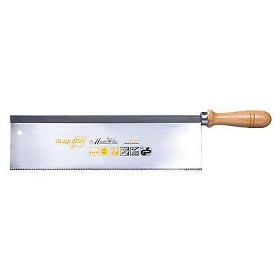 Augusta Hohe Feinsäge 300 mm für Gehrungsschnitte in Holz, PVC und Stuck