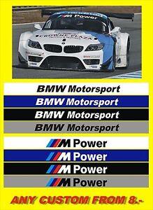 BMW-M-Power-Aufkleber-TUNING-Sonnenblende-BLENDSTREIFEN-Sunstrip