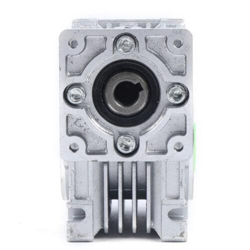 Vis sans fin de transmission moteur gearboxs Speed Réducteur finie Pour Nema 23-030 50 60 80:1