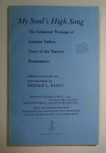 My-soul-039-s-high-song-the-collected-writings-of-Countee-Cullen-UNCORRECTED-PROOF