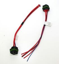HELLA H84709001 Iso Weatherproof Relay Connector with 12 Leads