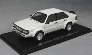 Neo Models Audi 90 Quattro Type 85 Treser Hunter En Blanc 1986 47025 1/43 Nouveau