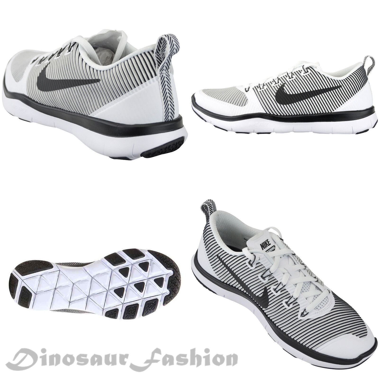 NIKE FREE TRAIN VERSATILITY 833258-100 ,Men's TRAINING Sneakers shoes.
