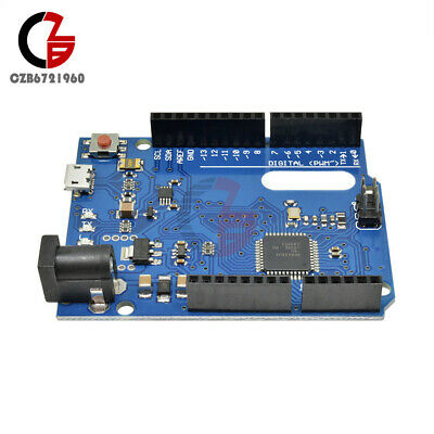 Leonardo R3 Pro ATmega32U4 Micro USB Arduino Compatible Without Cable