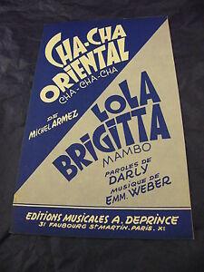 Spartito-cha-cha-est-di-M-Braccio-Lola-Brigitta-di-Emm-Weber-mambo
