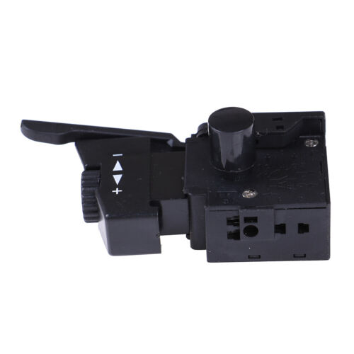 FA2-6//1BEK lock on power tool electric drill speed control trigger switch RW