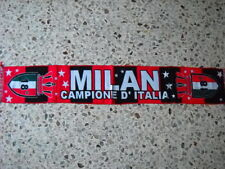 d27 sciarpa MILAN AC football club calcio scarf bufanda echarpe italia italy