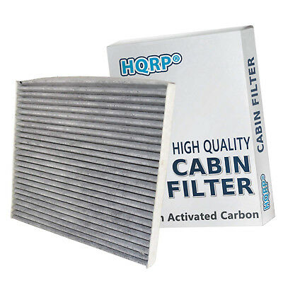 HQRP Air Carbon Charcoal Cabin Filter for Acura TSX 2004 2005 2006 2007 2008