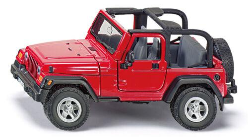 Siku 4870-1//32 Jeep Wrangler-nuevo