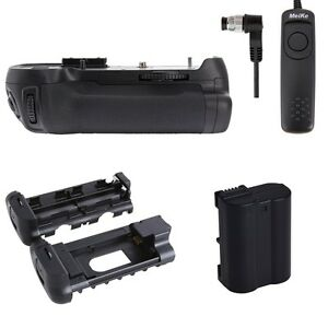 Meike-Battery-Grip-for-Nikon-D800-D810-D800E-as-MB-D12-EN-EL15-Shutter-Release