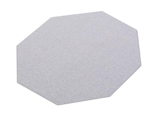 Bijou Curve grau Vorwerk Kettelteppich  in verschiedenen Größen 100/% Polyamid