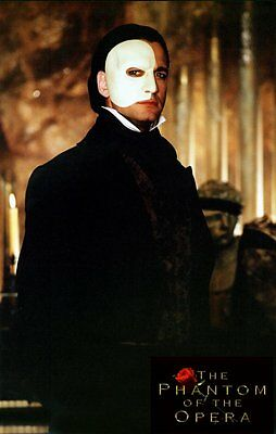 Emmy Rossum B USA NEW The Phantom of the Opera Movie POSTER 11x17 Gerard Butler