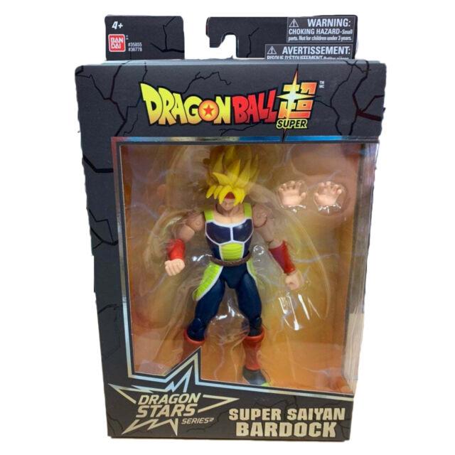 Dragon Ball Stars Super Saiyan Bardock 6-Inch Action Figure *IN STOCK