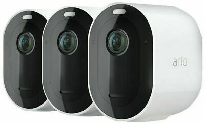 New factory sealed Arlo Pro 3 Wire-Free 3 2K HDR Camera Security System  193108140577 | eBay