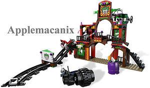 NEW-LEGO-DC-Super-Heroes-6857-The-Dynamic-Duo-Funhouse-Escape-Set-NO-MINIFIGURES