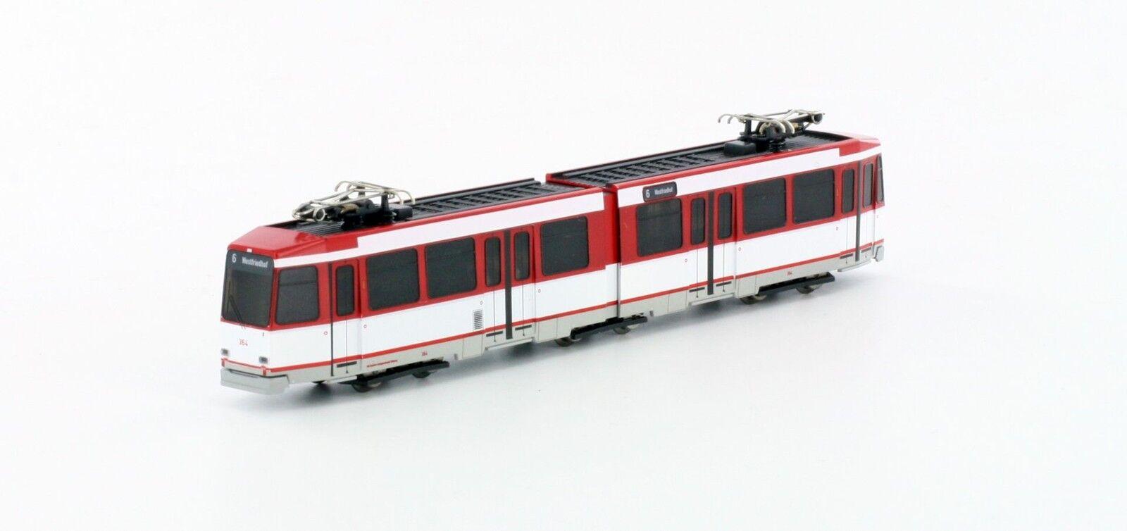 HOBBYTRAIN 14903 Tranvía düwag M6 Nürnberg  NUEVO EN EMB. orig.