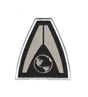 Mass Effect 3 Earth Systems Alliance Logo Embr. Sewn/iron On 3 Premium Patch