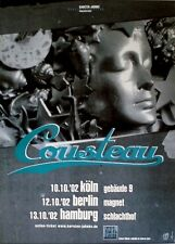 Cousteau - 2002-TOUR MANIFESTO-IN CONCERT-SIRENA-TOUR Poster