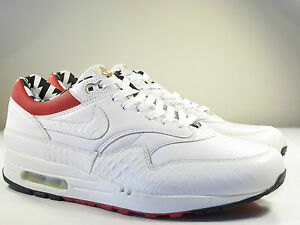 b93a7d856bb37f DS NIKE 2007 AIR MAX 1 CROCODILE 11 SAFARI LEOPARD SUPREME PATTA ...