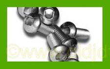 John Deere A B G Sheet Metal Bolts Round Head Clutch A3232r 30 Per Offer