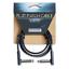 RockBoard Flat Patch Cables 2.62/' Black