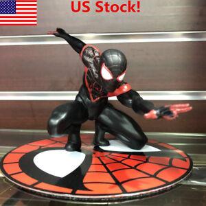 USA-Kotobukiya-Marvel-Ultimate-Spider-Man-ARTFX-Miles-Morales-Statue-Model-Toy