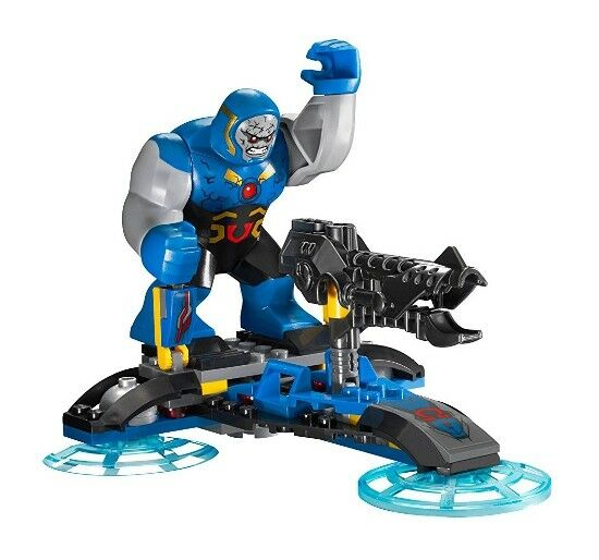 Lego 76028-Justice League-Darkseid Mini Figure avec Hover Destroyer