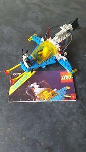 LEGO-Classic-Space-Set-6872-Xenon-X-craft-instruction-vintage-et-rare
