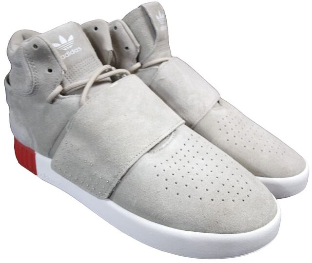 finest selection 8e5b0 1eac2 Adidas Originals Tubular Invader Strap BB5035 Trainers Shoes Shoes Mens New