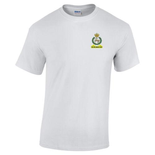 Royal Army Veterinary Corps  pre-shrunk Cotton T-Shirt