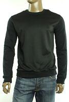 Sovereign Code Los Angeles Black Titus Zipper Trim Pullover Sweatshirt L