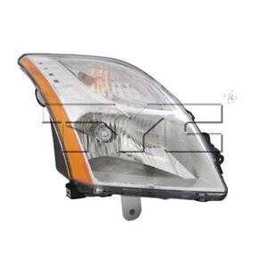 TYC 20-9213-00-1 Headlight Assembly