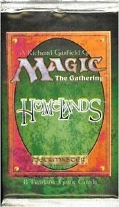 Homelands-Booster-Pack-x-1-Brand-New-From-Sealed-Box-MTG
