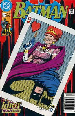 COMIC 1991-9.4 BATMAN # 469