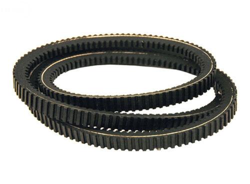 Deck Drive Belt Fit John Deere GT235 GT242 GT262 GT275 LX255 LX277 LX277AWS GX25