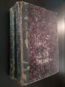 Histoire Di Francia Per Anquetil Casa Pourrat E Freres A Parigi 1839 Volume 3 4