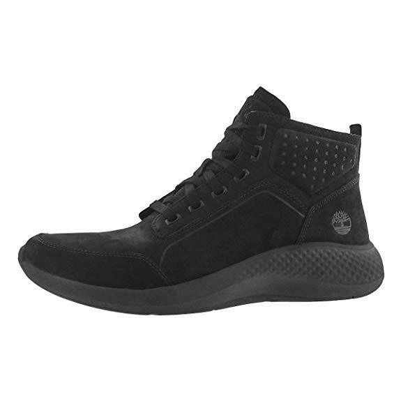 a95b255fcff0 Timberland Tb0a1qfp015 Flyroam Go Black Men s High Top Shoes 11 US ...