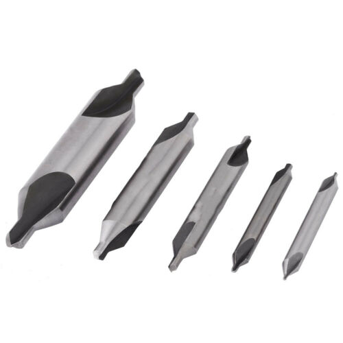 Details about  /Durable Hss Center Drill Precise High Hardness Center Drill for Industry Drill