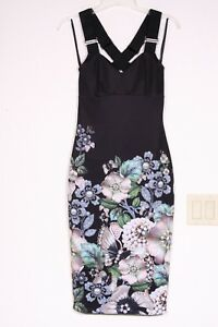 564a39ae263b3c Image is loading NWT-279-TED-BAKER-GEM-GARDENS-JAYER-MIDI-