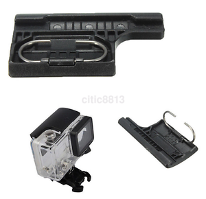 Replacement-Waterproof-Housing-Case-Lock-Buckle-Clip-For-GoPro-Hero-4-3-AU