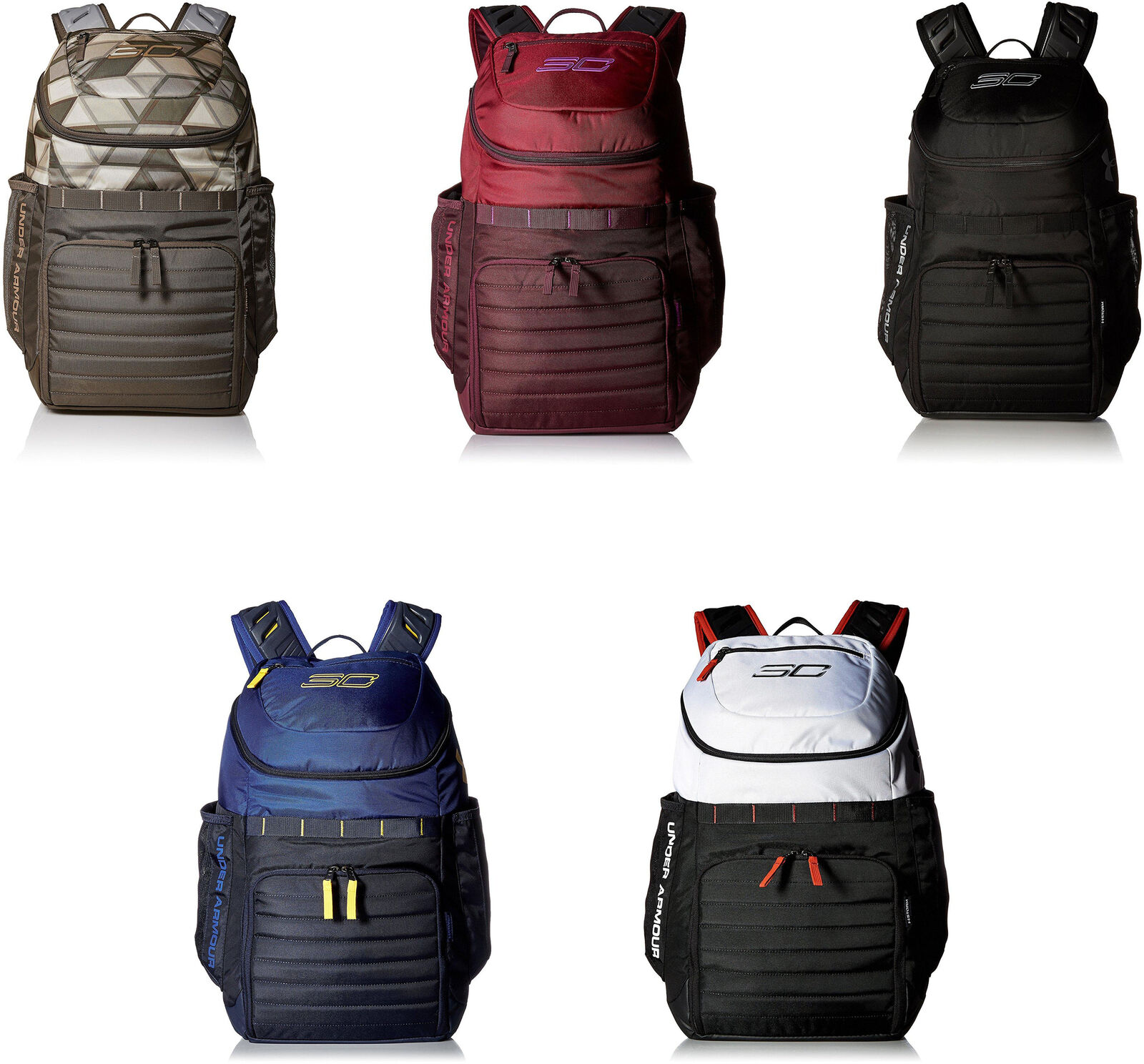 5a55ef743 Under Armour Unisex SC30 Undeniable Backpack, 5 Colors | eBay