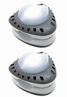 Intex Above Ground Energy Efficient Led Magnetic Pool Light   28687e (2-pack) on sale