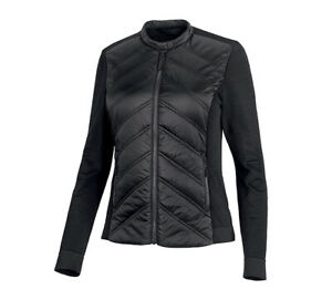 HARLEY-DAVIDSON-WOMEN-039-S-QUILTED-STRETCH-NYLON-BLACK-JACKET-99264-19VW-XL