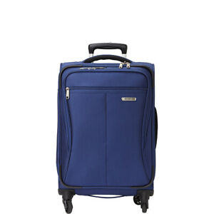 Samsonite-Lamont-20-034-Expandable-Carry-On-Spinner-Softside-Carry-On-NEW