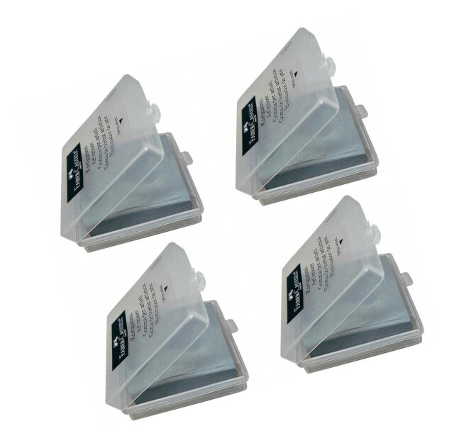 Faber-Castell Erasers Drawing Art kneaded Erasers 4 Pack Large size Grey