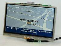 Tomtom Xxl Gps 5 Inch Lcd Screen + Digitizer Lms500hf05 530s 540s 550t 540m