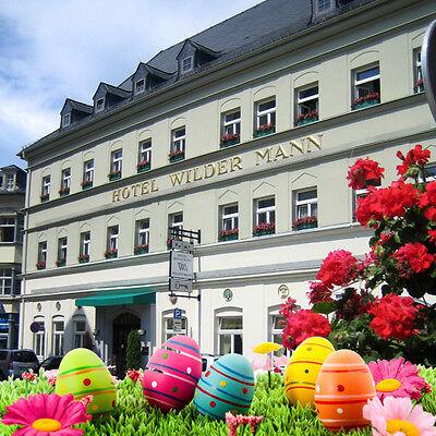 OSTERN in Sachsen 3ÜF/2P Kurzurlaub im 4* Hotel Wilder Mann