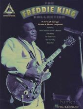 The Freddie King Collection Guitar Recorded Versions TAB Music Book Blues