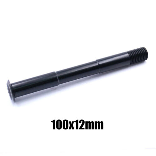 Road Bike Bicycle Front//Rear Thru Axle 100//142*12mm For TCR Liv Aluminum Alloy