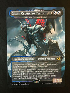Gigan Gyruda, Doom of Depths Non Foil Near Mint Cyberclaw Terror 384